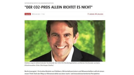 Vorschau Energate Interview