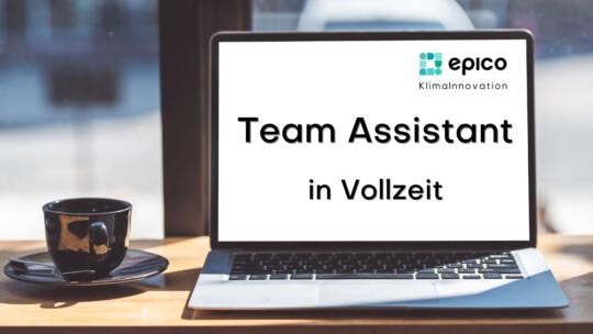 Symbolbild Team Assistant